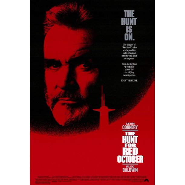 Movie Review The Hunt For Red October 1990 A Certain Point Of View Too