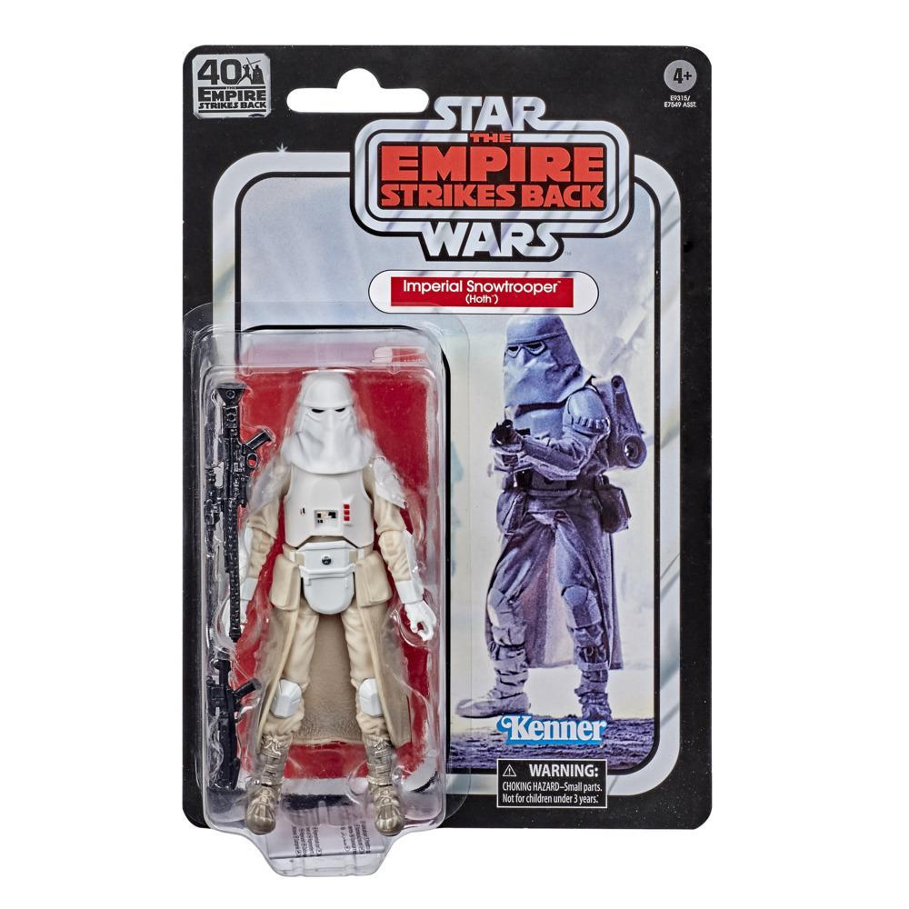 """HOTH SNOWTROOPER #35 Star Wars 6/"""" Action Figure Black Series Empire Strikes Back"""
